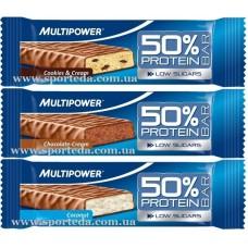 Multipower 50% Protein Bar