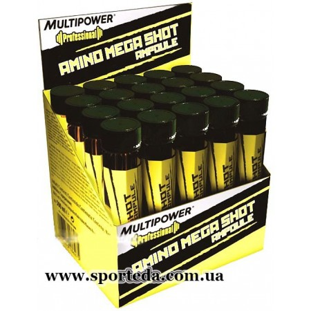 Multipower Amino Mega Shot