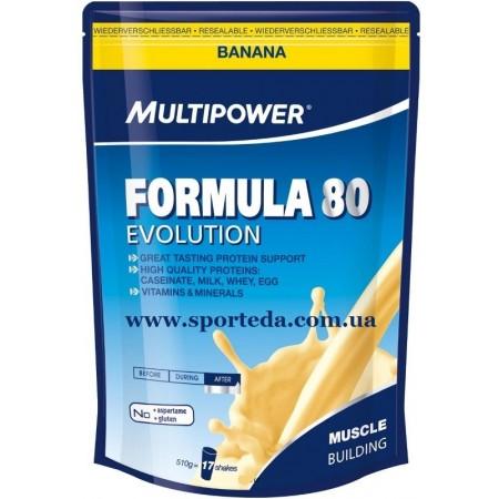 Multipower Formula 80 Evolution