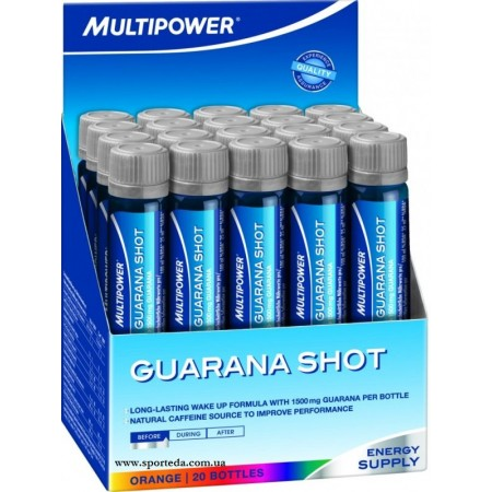 Multipower Guarana Shot