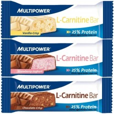 Multipower L-carnitine Bar
