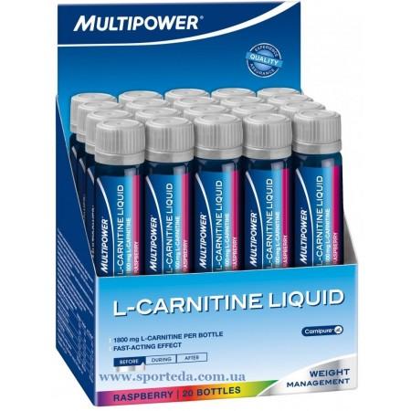 Multipower L-carnitine Liquid