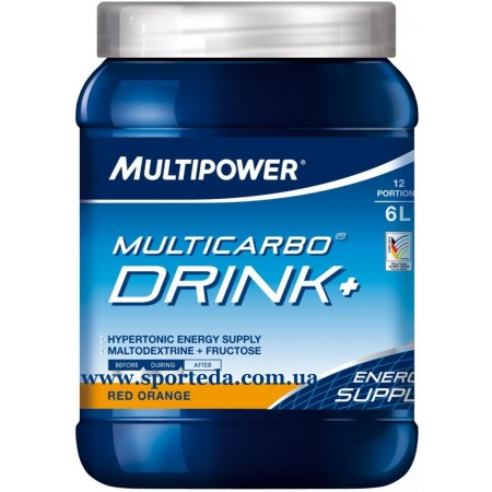 Multipower Multi Carbo Drink