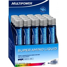 Multipower Super Amino Liquid