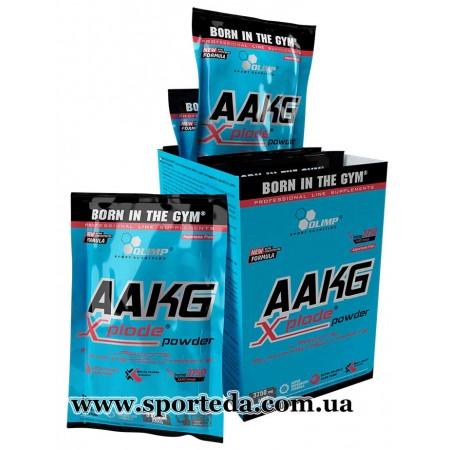 Olimp Nutrition AAKG Xplode Powder