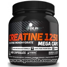 Olimp Nutrition Creatine Mega Caps