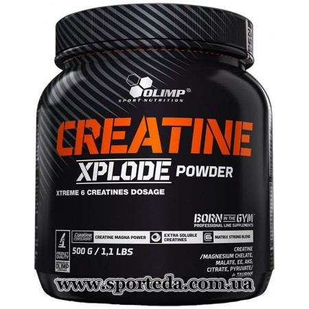 Olimp Nutrition Creatine Xplode