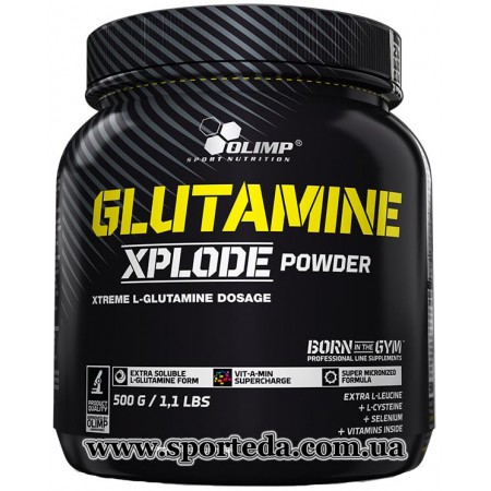 Olimp Nutrition Glutamine Xplode