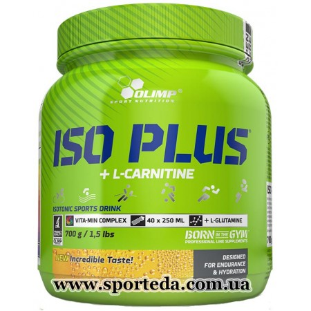 Olimp Nutrition Iso Plus
