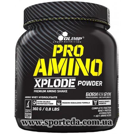 Olimp Nutrition Pro Amino Xplode Powder