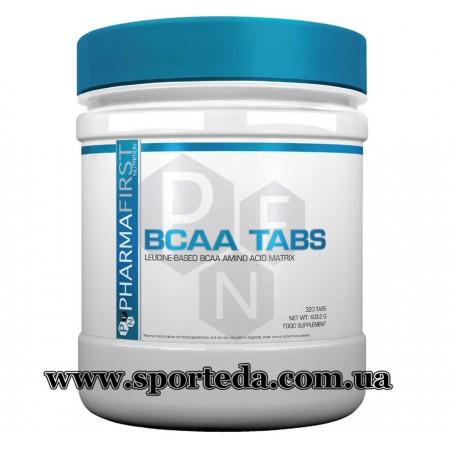Pharma First BCAA Tabs