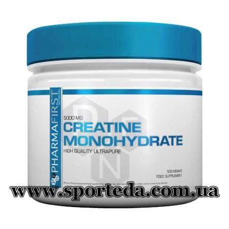 Pharma First Creatine Monohydrate