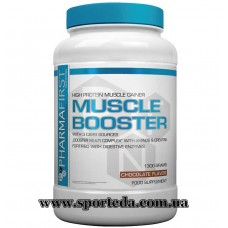 Pharma First Muscle Booster
