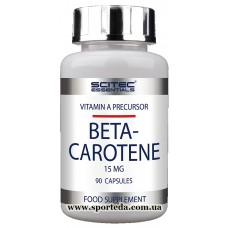 Scitec Nutrition Beta Carotene