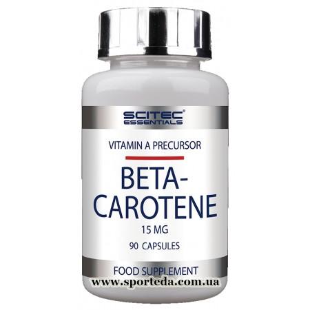 Scitec Nutrition Beta Carotene