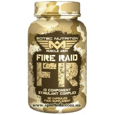 Scitec Nutrition Fire Raid