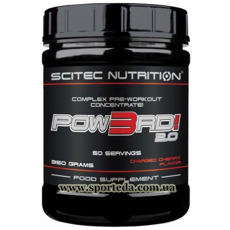 Scitec Nutrition Pow3rd! 2.0