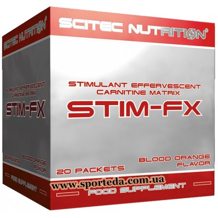 Scitec Nutrition Stim-FX