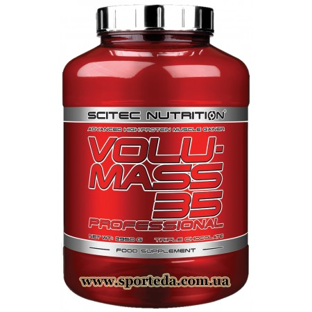 Scitec Nutrition Volumass 35 Professional