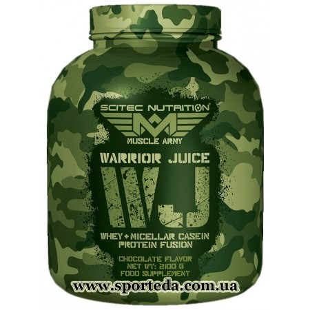 Scitec Nutrition Warrior Juice