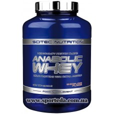 Scitec Nutrition Anabolic Whey