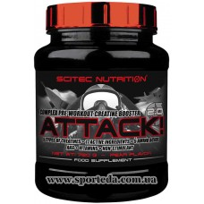 Scitec Nutrition Attack