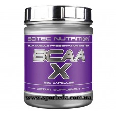 Scitec Nutrition BCAA X