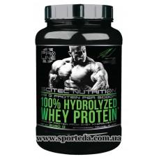 Scitec Nutrition 100% Hydrolyzed Whey Protein