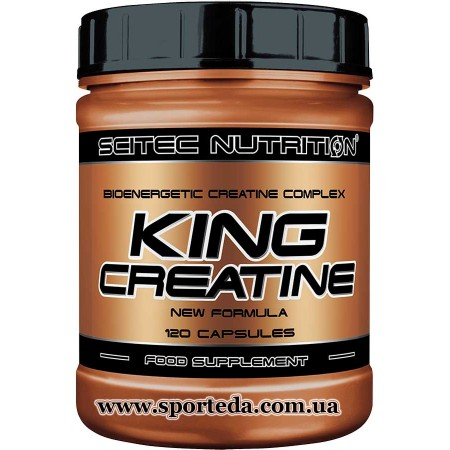 Scitec Nutrition King Creatine