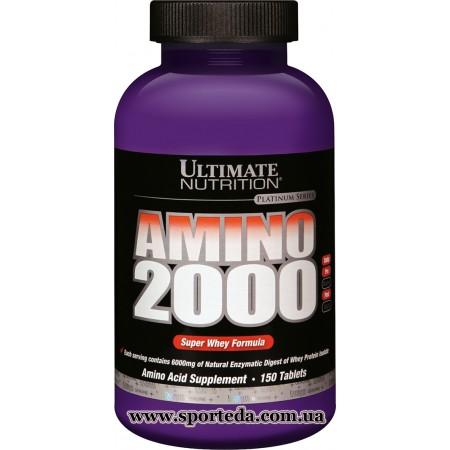 Ultimate Nutrition Amino 2000