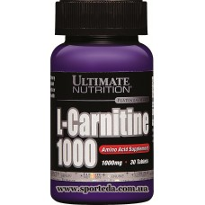 Ultimate Nutrition L-Carnitine 1000