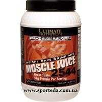 Ultimate Nutrition Muscle Juice 2544 распродажа