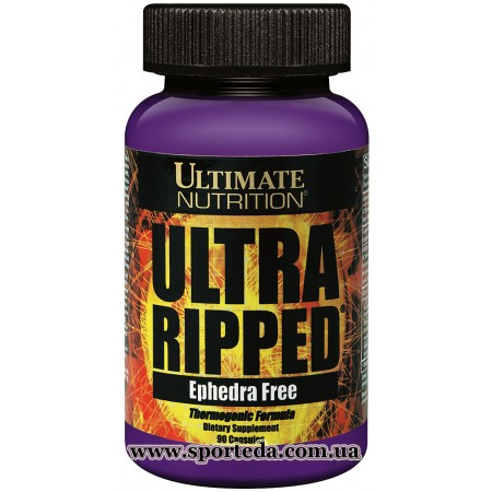 Ultimate Nutrition Ultra Ripped
