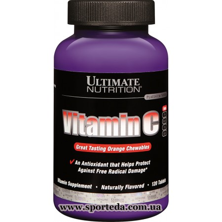 Ultimate Nutrition Vitamin C