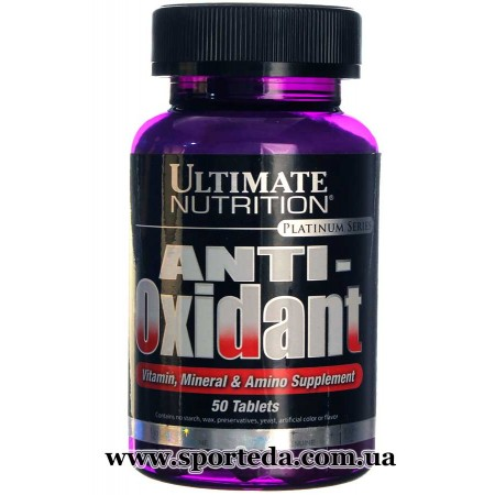Ultimate Nutrition Antioxidant