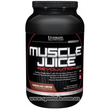 Ultimate Nutrition Muscle Juice Revolution 2600 распродажа