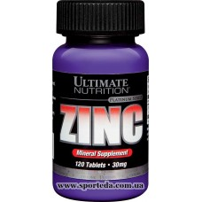 Ultimate Nutrition Zinc распродажа