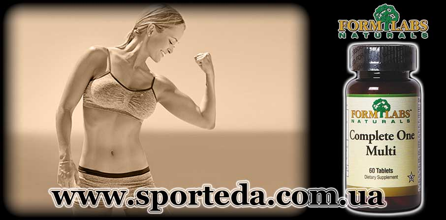 Витамины для спортсменов Форм Лабс