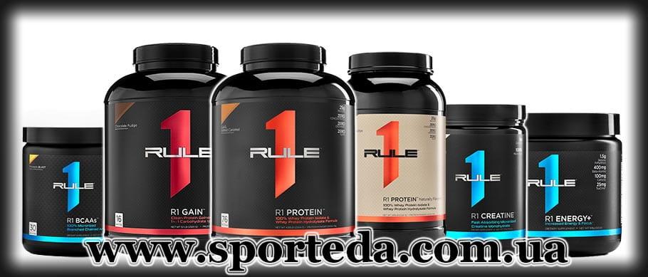 Спортивное питание Rule One Proteins