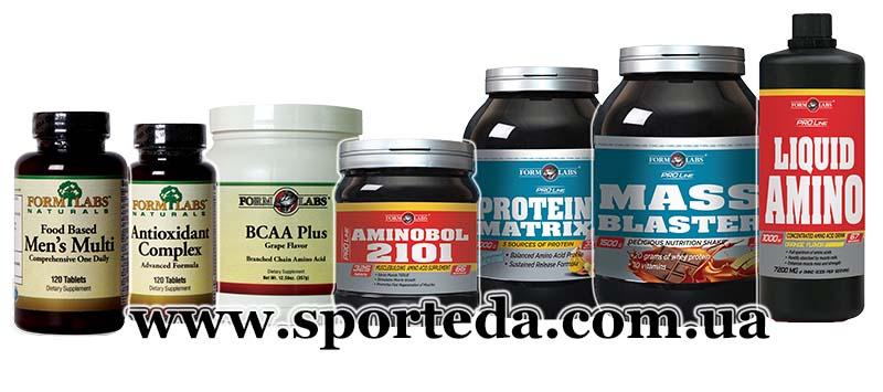Купить спортивное питание Form Labs